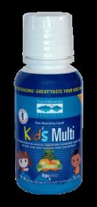 Skystas multi vitaminų ir mineralų kompleksas vaikams
