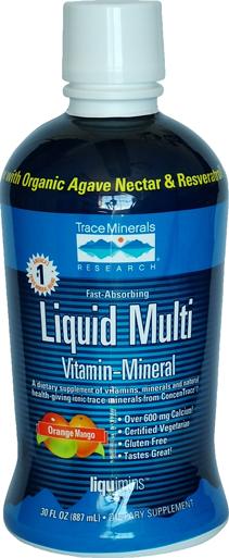 Vitaminu ir mineralu kompleksas