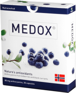 MEDOX – NUTRACEUTIKAS ANTIOKSIDANTAS N30