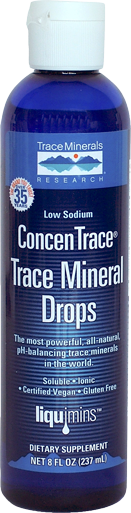 ConcenTraceMineral Drops  8oz.