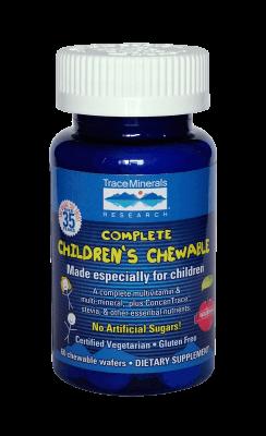 Kramtomas Multi vitaminų ir mineralų kompleksas vaikams