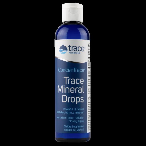 Concentrace 237 ml maisto papildas joniniai mineralai magnis