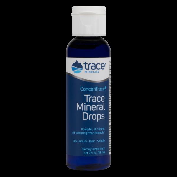Concentrace 59 ml maisto papildas joniniai mineralai magnis